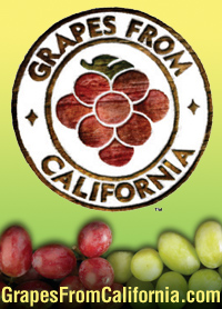 Calif Grape Ad